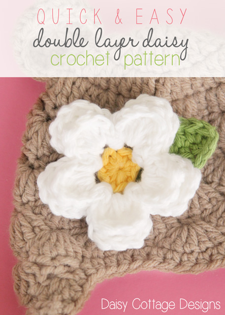 Easy Daisy Crochet Pattern