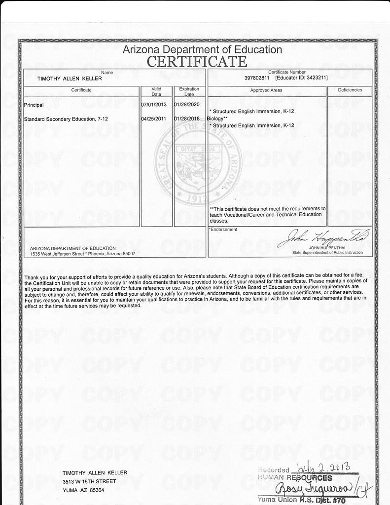 AZ License