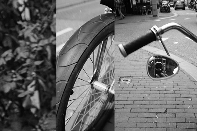 Motor-bike chic