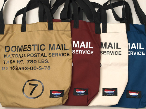 Straps Unlimited / Tiny Postman Messenger Tote
