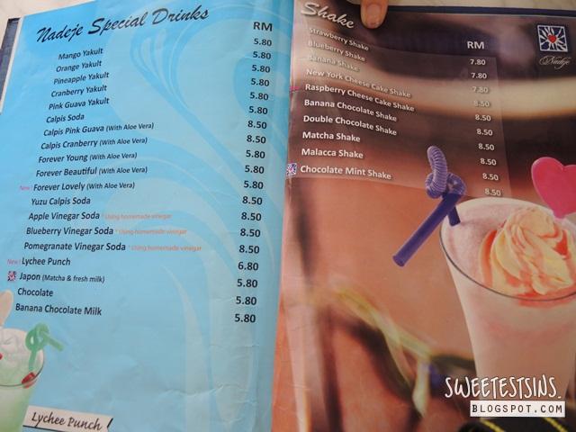 nadeje menu 4