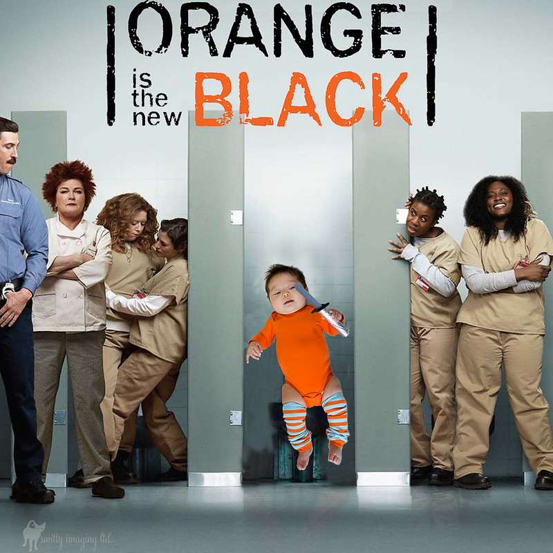 Orange is the New Black Taja