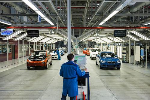 Producción BMW i8