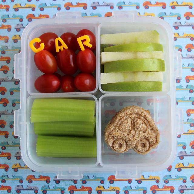 Preschool Bento #640