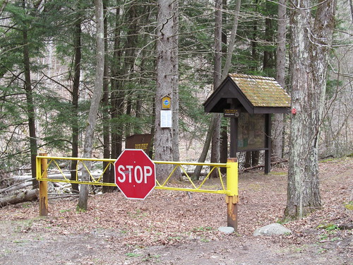 Rider Hollow trailhead