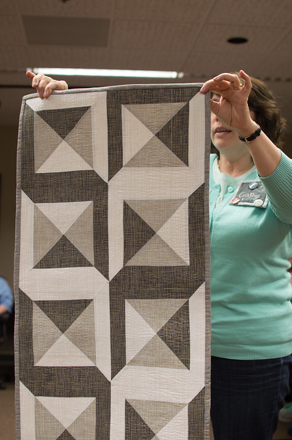 April 2014 Quilting Bee