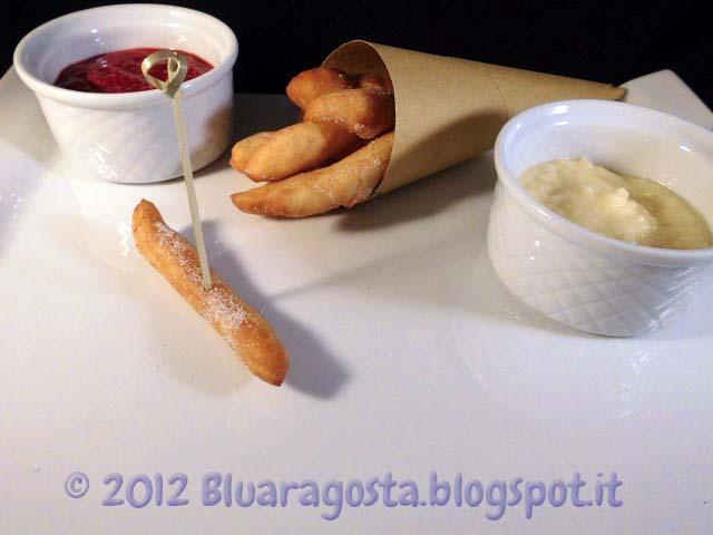 4-Graffe o patatine fritte