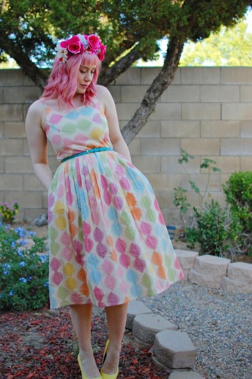 modcloth bea and dot high socie-tea dress10