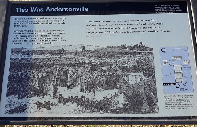 Andersonville POW Camp