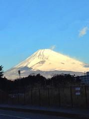 Mt.Fuji 富士山 2/10/2015