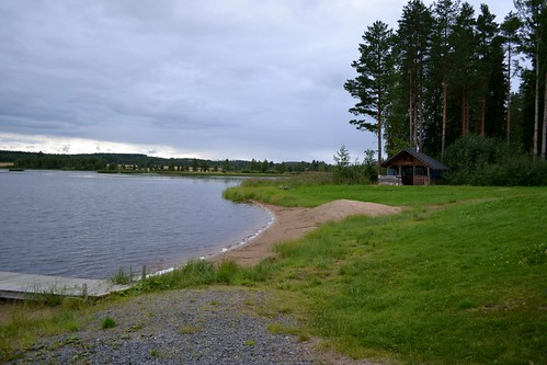 summer panorama lake nature finland geotagged august fin ph stitched pihlajavesi keskisuomi 2011 keuruu swimmingplace 201108 riiho 20110810 ylisenjärvi geo:lat=6221073300 geo:lon=2442256400
