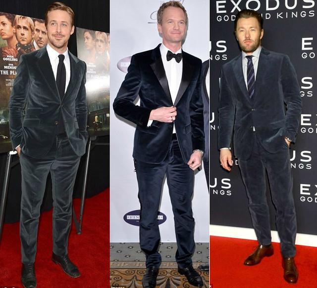 Green-velvet-suit-grey-velvet