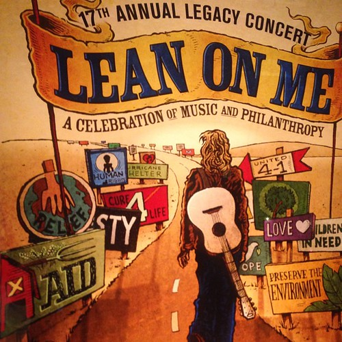The GRAMMY Foundation is honoring Farm Aid tonight at the annual Legacy Concert. The theme is music for a cause. John Mellencamp and Willie Nelson are among the artists performing.