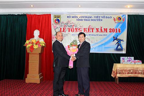 Lễ tổng kết năm 2014 và phương hướng hoạt động năm 2015