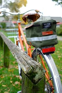 Rivendell Cheviot - Sackville Bicycle Sack