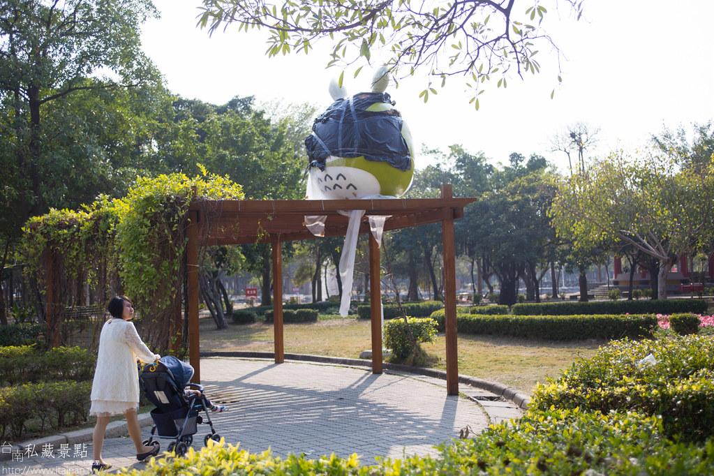 台南私藏景點-水萍塭公園 (5)