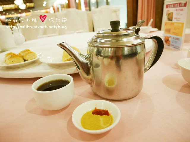 台北港式飲茶吃到飽六福客棧金鳳廳 (1)