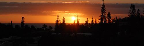 sunset nouvellecalédonie newcaledonia noumea