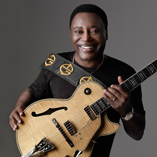 Fwd: George Benson brings his music back to Maui - March 3 at MACC