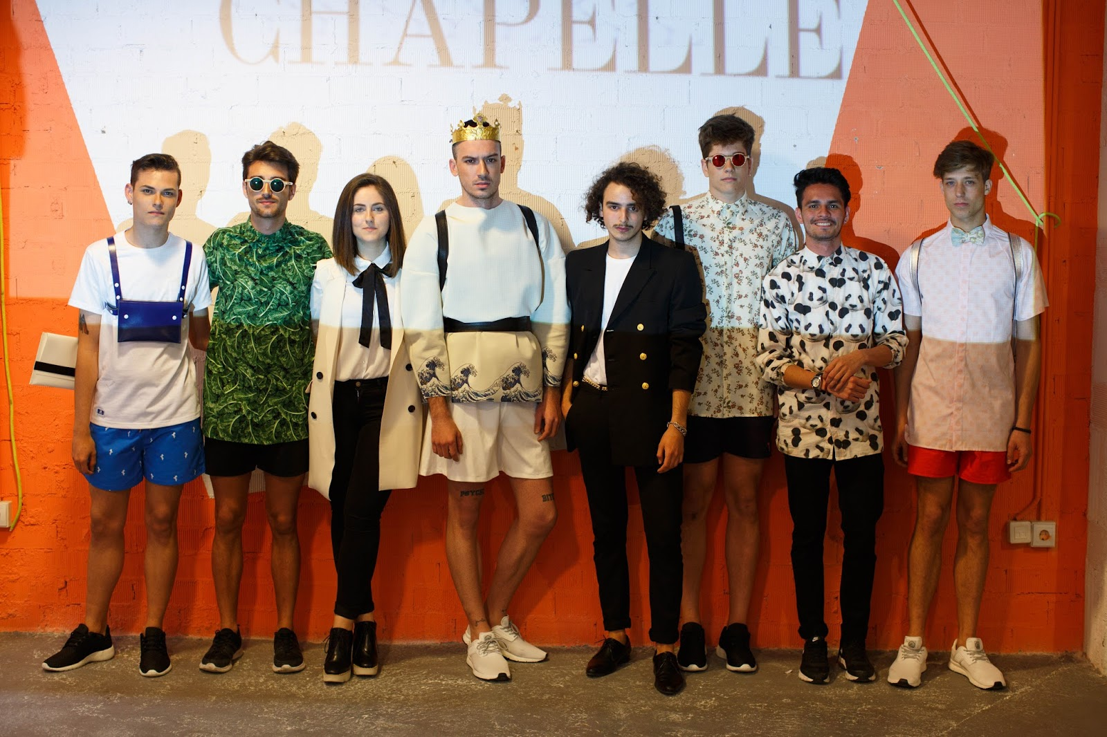 VLC valencia SOLO MEN mercado tapineria chapelle magazine somethingfashion, spain spanish fashion blogger style moda desfile catwalk, event presentation bloggers collaboration