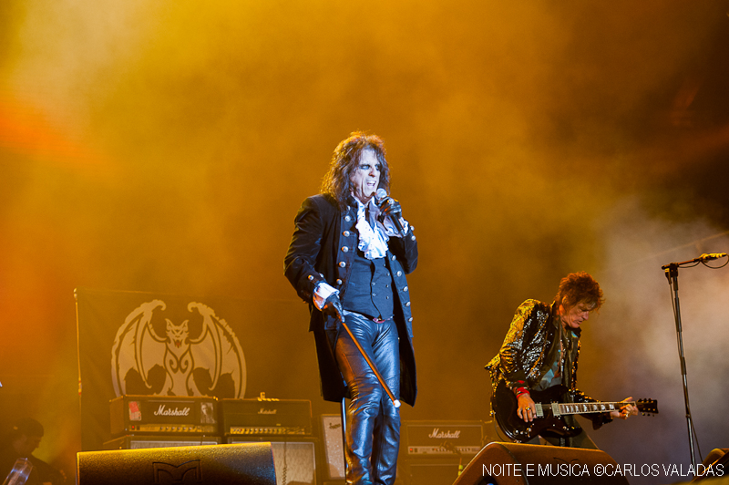 Hollywood Vampires - Rock in Rio Lisboa '16