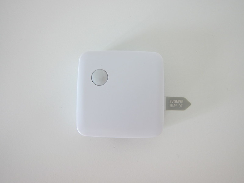 Samsung SmartThings - Motion Sensor - Top