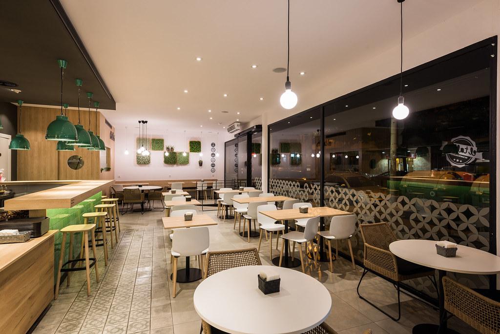 Reforma cafeter a panader a el taller locales comerciales for Taller de diseno de interiores