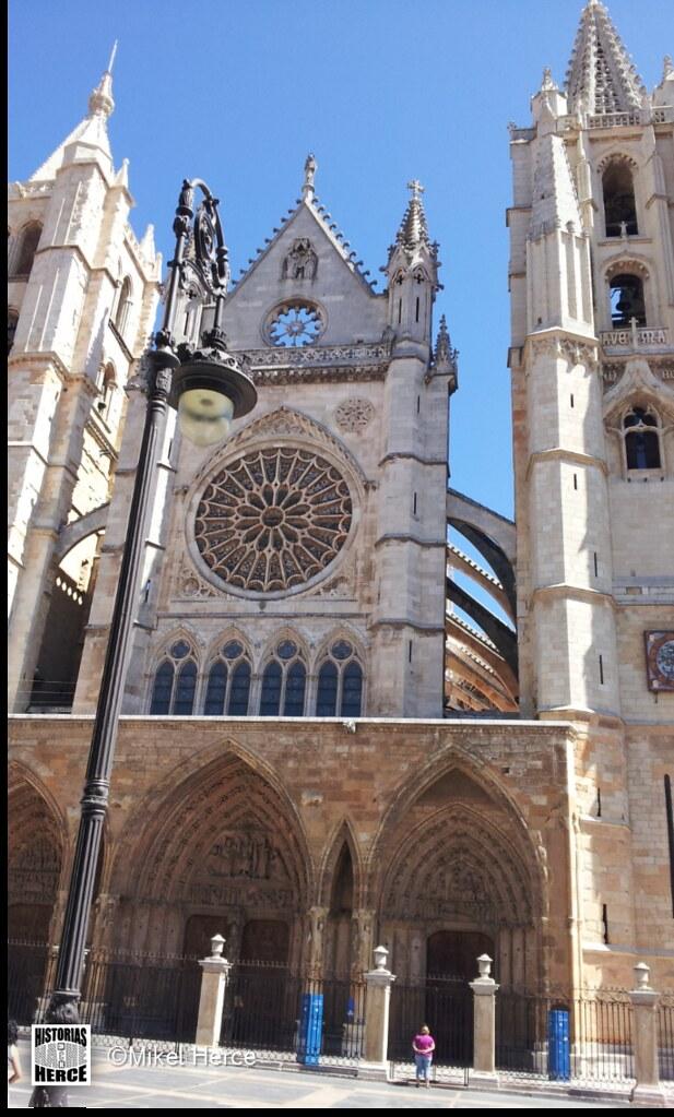 88. Catedral de León