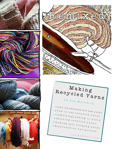 Making Recycled Yarns ebook cover