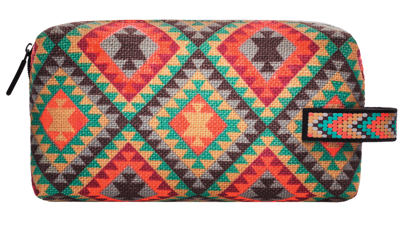 VIBE TRIBE Makeup Bag 2
