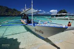 Sea Taxi, El Nido