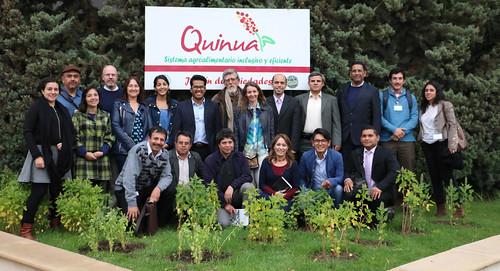 """Seminario Regional """"Estrategias para promover el consumo de alimentos relevantes para la seguridad alimentaria – Caso quinua"""""""