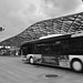 Neuer Busbahnhof by Frank-Ritter