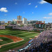 Wrigley Field Panoramic by Daniel Gillaspia