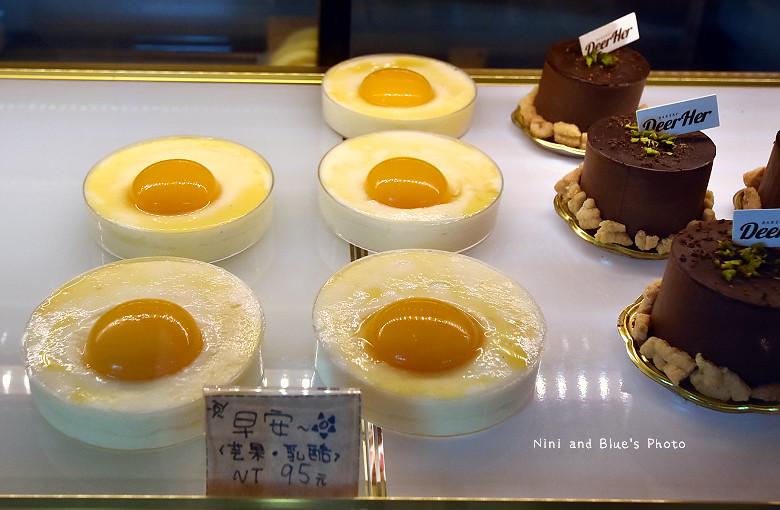 彰化和美DeerHer手工餅乾喜餅不限時插座咖啡甜點34