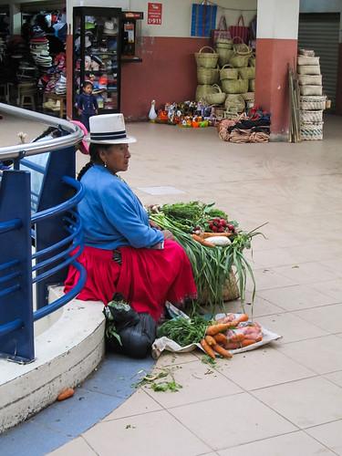 Cuenca: le marché central