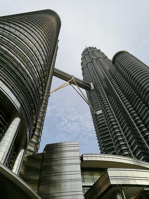 Malaysia Petronas Twin Towers Kuala Lumpur Petronastowers Petronas Twin Towers Walkway