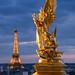 L'harmonie & Tour Eiffel IV by A.G. Photographe
