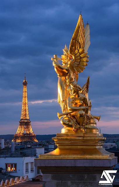 L'harmonie & Tour Eiffel IV