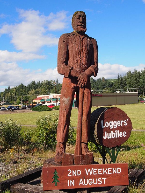 Loggers' Jubilee at Morton