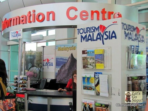 Tourism Information Center @ the Airport