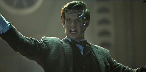 Doctor Who - Nightmare in Silver