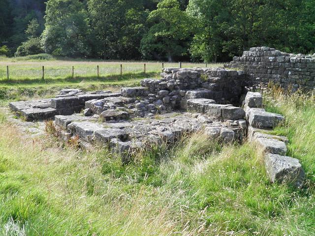 Willowford Roman Bridge, Hadrian's Wall