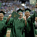 University of Hawaii at Manoa graduates at the campus' commencement ceremony at the Stan Sheriff Center. May 11, 2013 (Photos by Tim Ing)