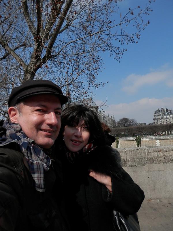 Sur les quais de Paris