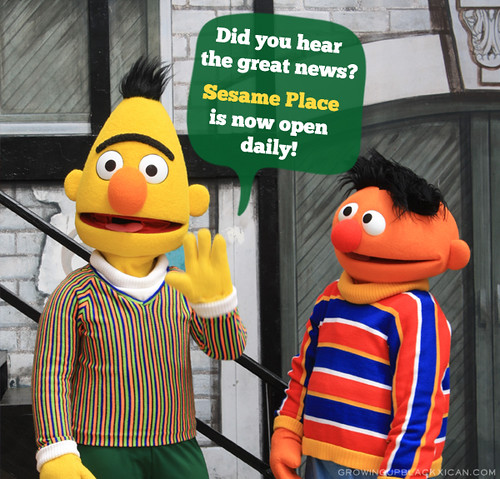 sesame place now open daily