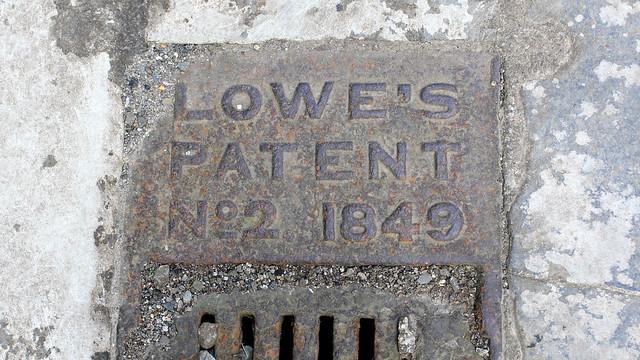 Lowe's patent