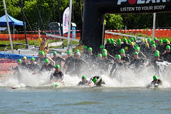 endurance sports, triathlon, sports, race, recreation, outdoor recreation, water sport,