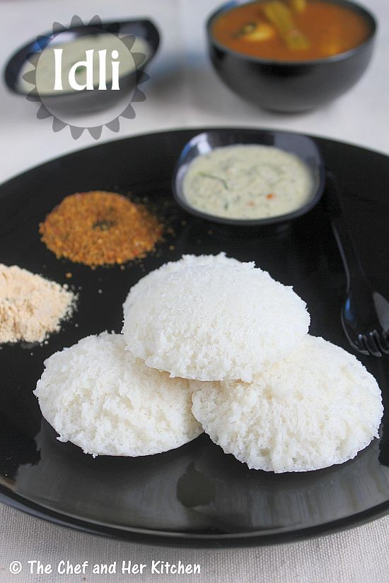 THE CHEF and HER KITCHEN: Idli Dosa Batter | Idli Recipe ...