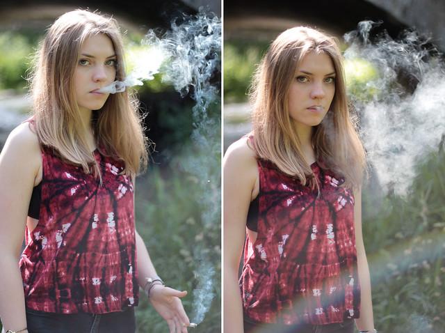 smoke(2)